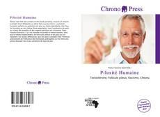 Bookcover of Pilosité Humaine