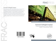 Capa do livro de Gammel Toftegård station