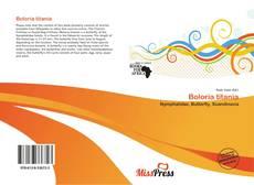 Bookcover of Boloria titania