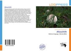 Bookcover of Altaschith