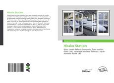 Portada del libro de Hirako Station