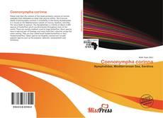 Capa do livro de Coenonympha corinna