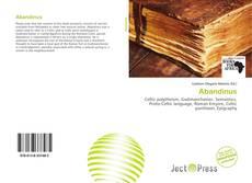Abandinus kitap kapağı