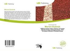 Bookcover of Marian Dudziak