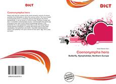 Bookcover of Coenonympha hero