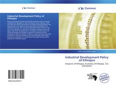 Industrial Development Policy of Ethiopia的封面