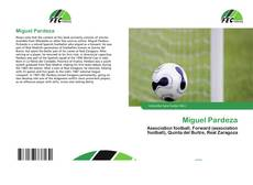 Capa do livro de Miguel Pardeza