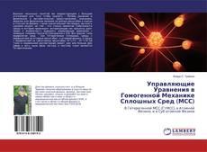 Copertina di Управляющие Уравнения в Гомогенной Механике Сплошных Сред (МСС)