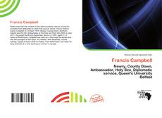 Buchcover von Francis Campbell