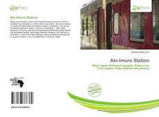 Bookcover of Aki-Imuro Station