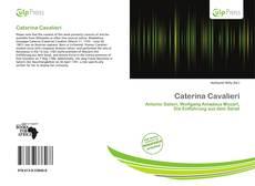 Copertina di Caterina Cavalieri