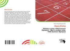 Buchcover von Hans Eicke