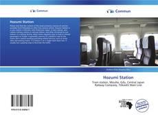 Bookcover of Hozumi Station