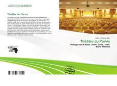 Couverture de Théâtre du Parvis