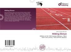 Bookcover of Hilding Ekman
