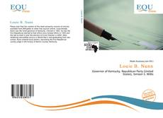 Bookcover of Louie B. Nunn