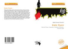 Bookcover of Kate Ryan
