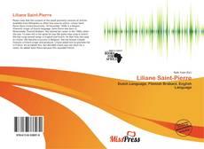 Capa do livro de Liliane Saint-Pierre