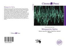 Capa do livro de Marguerite Sylva