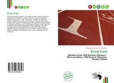 Buchcover von Ernst Fast