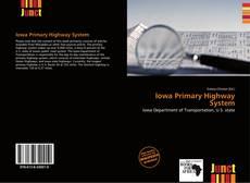 Copertina di Iowa Primary Highway System