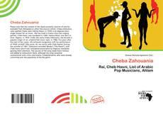 Buchcover von Cheba Zahouania