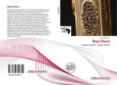 Portada del libro de Baal Shem