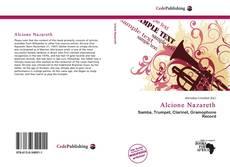 Capa do livro de Alcione Nazareth