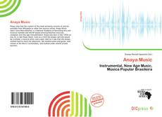 Bookcover of Anaya Music