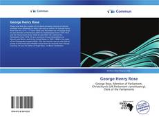 Couverture de George Henry Rose