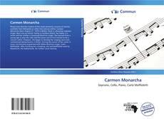Buchcover von Carmen Monarcha