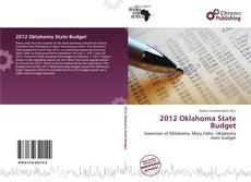 Bookcover of 2012 Oklahoma State Budget
