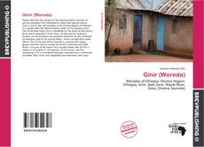 Portada del libro de Ginir (Woreda)
