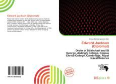 Borítókép a  Edward Jackson (Diplomat) - hoz