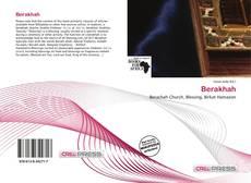 Portada del libro de Berakhah