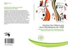 Buchcover von Hockey Sur Glace aux Jeux Olympiques de 1936