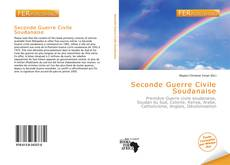 Portada del libro de Seconde Guerre Civile Soudanaise