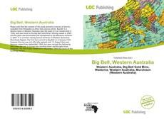 Обложка Big Bell, Western Australia