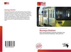 Bookcover of Ikunoya Station