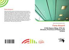 Buchcover von Fano Airport