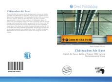 Portada del libro de Châteaudun Air Base