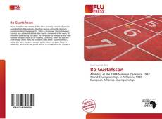 Bookcover of Bo Gustafsson