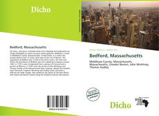 Buchcover von Bedford, Massachusetts