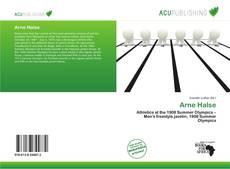 Bookcover of Arne Halse