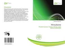Bookcover of Hirsutisme