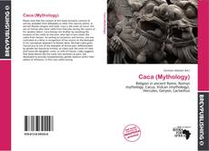 Bookcover of Caca (Mythology)