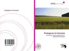 Bookcover of Pralognan-la-Vanoise