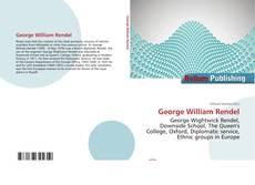Обложка George William Rendel