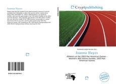 Capa do livro de Joanna Hayes