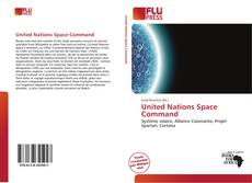 Bookcover of United Nations Space Command